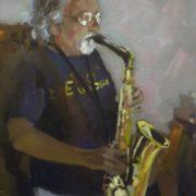David Simons. Sax