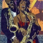 Joy Wade. Saxophone Players