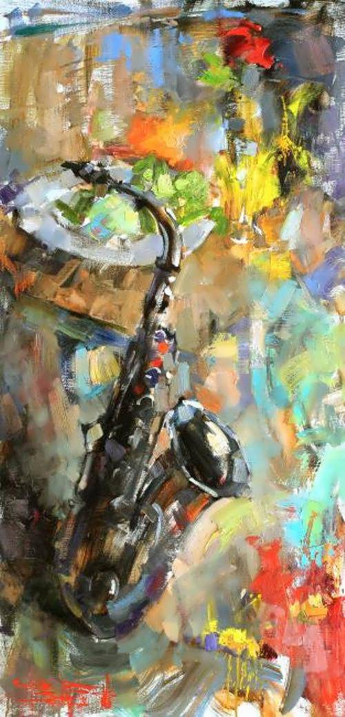 Konstantin Sukhoplyuev. Saxophone