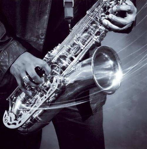 Saxophone - great musical instrument