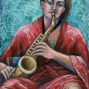 Sharon Hudson. Sax in the Morning