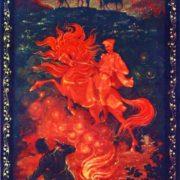 A.N. Sotskov. The Snowstorm. 1966