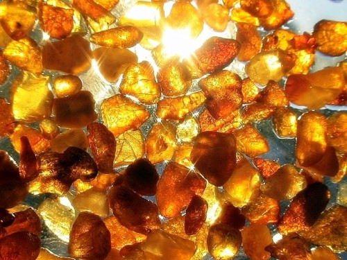 Amber - Sunstone