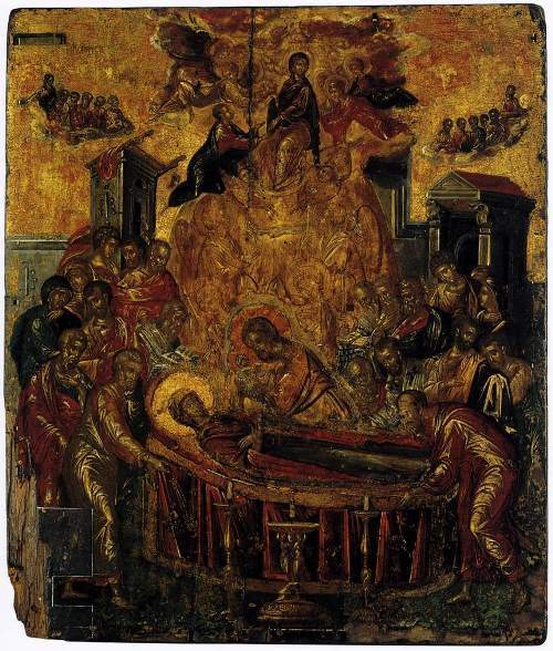 Assumption of the Virgin (circa 1560-1567)