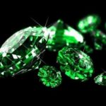 Emerald – green fire of life