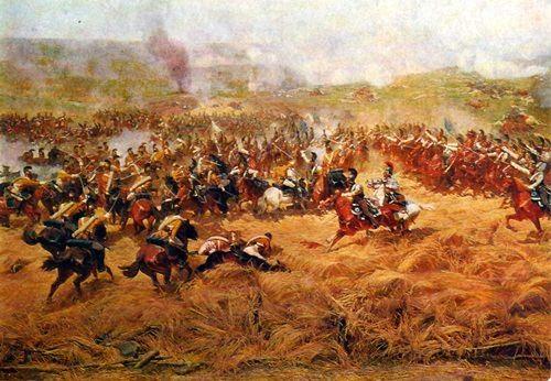 Fragment IX. Battle on the rye field