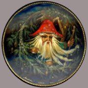 Lesovichok. Artist S. Dmitriev