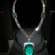 Mackay Emerald Necklace