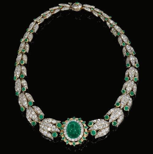 Majestic emeralds