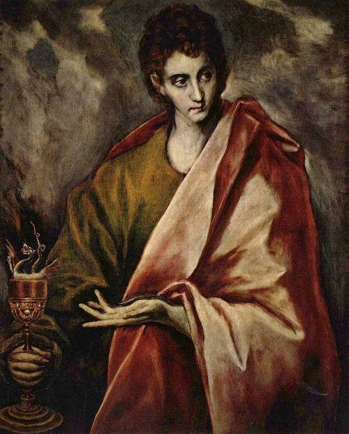 St. Apostle John the Theologian (1610-1614)