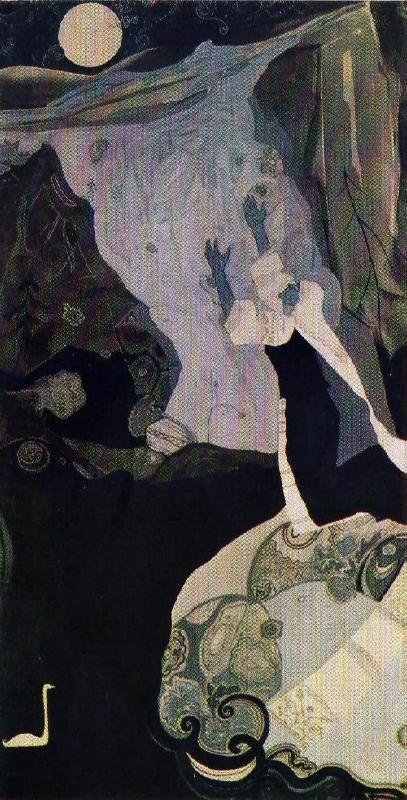 The mother of Lemminkainen. 1962
