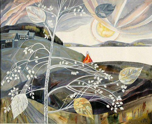Transparent autumn. 2003