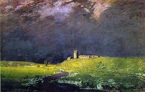 After the Thunderstorm. 1879