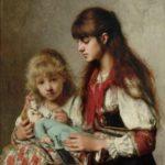 Alexei Harlamoff – master of portrait