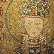 Byzantine Empress Irina