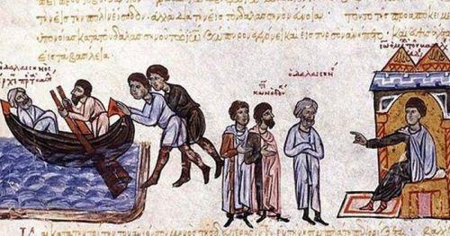 Byzantine eunuchs