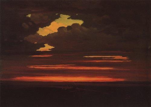 Clouds. 1900-1905