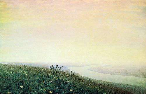 Dnieper in the morning, 1881