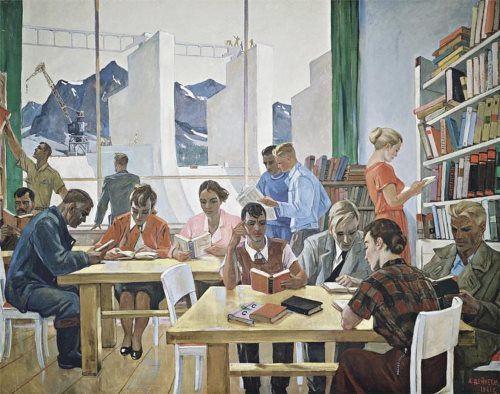During their studies, 1961
