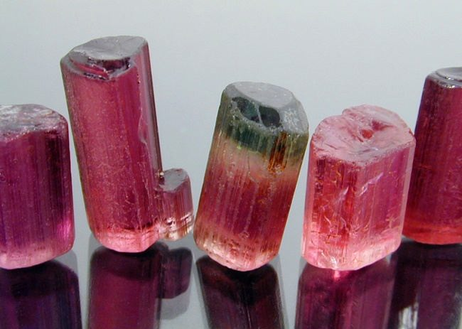 Graceful tourmaline