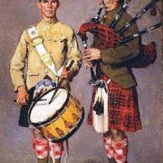 Julius Garibaldi Melchers. Macpherson and Macdonald.