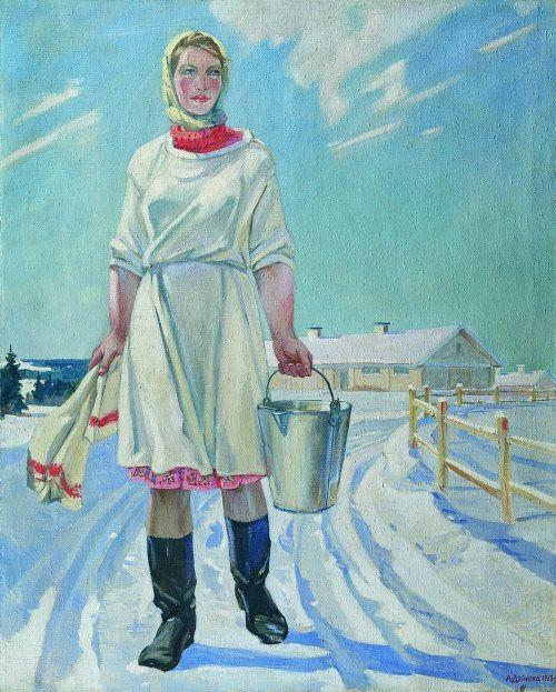 Milkmaid, 1959