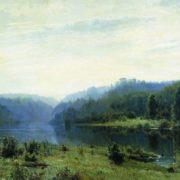 Misty Morning, 1885