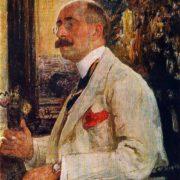 N.D. Ermakov. 1914