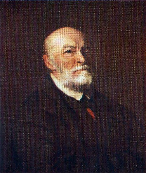 N.I. Pirogov. 1881