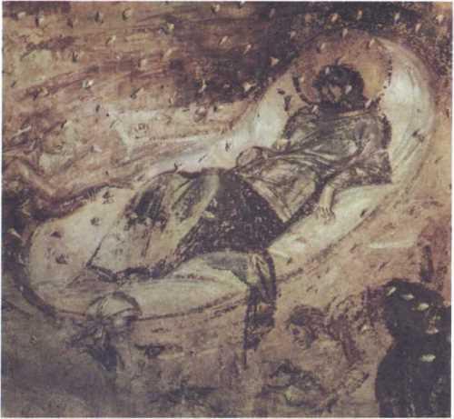 Nativity. VII-VIII centuries