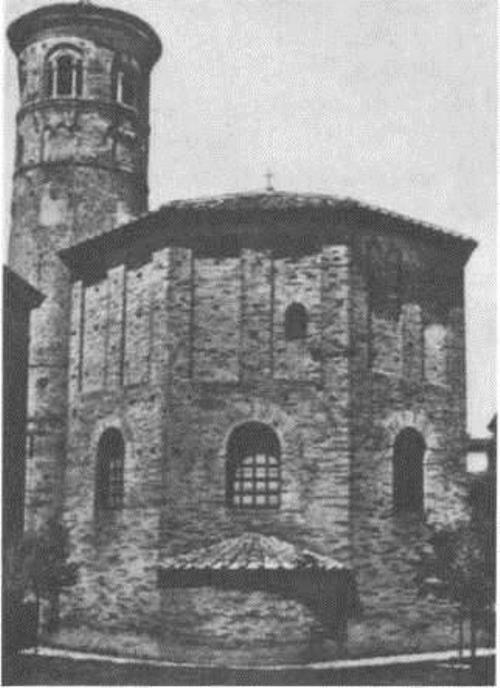 Orthodox Baptistery. 400- 450