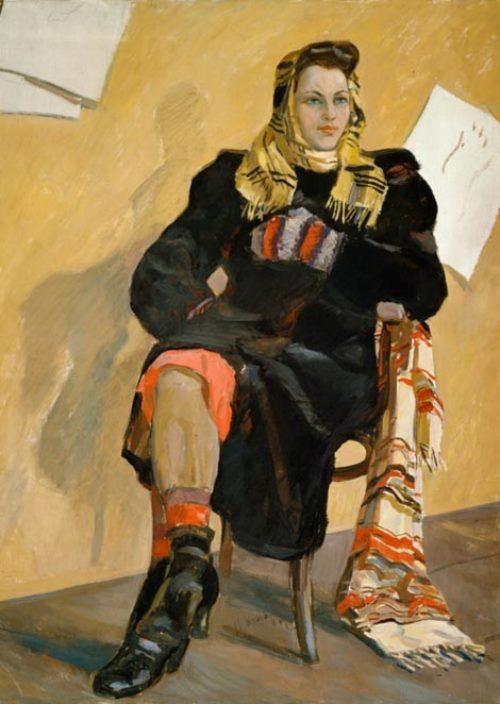Portrait of a Woman, 1947-50