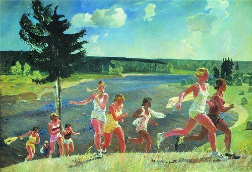 Razdolye, 1944