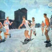 Relay race, 1947