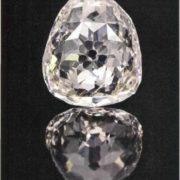 Sancy - pale yellow diamond