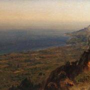 Sea shore. 1887