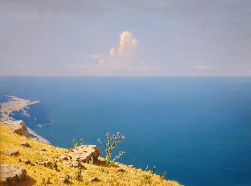 Sea. Crimea. 1898
