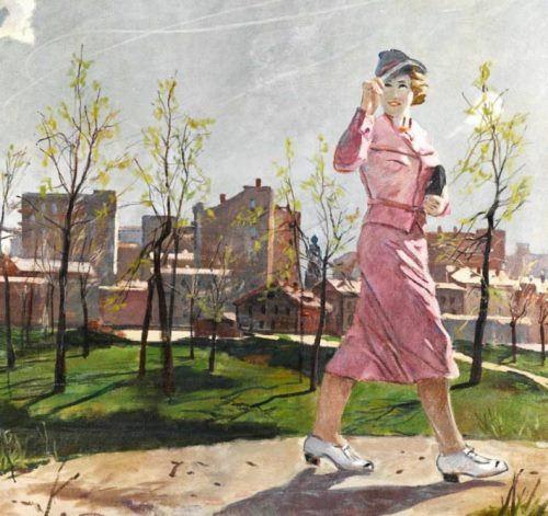 Spring, 1950