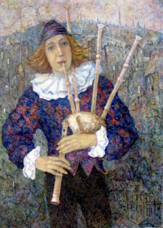 Tatyana Skorlupkina. Piper, 2000