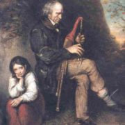The Blind Piper by Joseph Haverty
