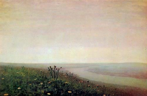 The Dnieper in the morning. 1881
