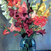 The Gladiolus, 1954