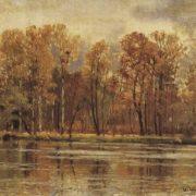 The Golden Autumn, 1888