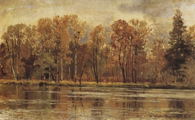 The Golden Autumn, 1888