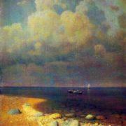 The Ladoga Lake. 1873