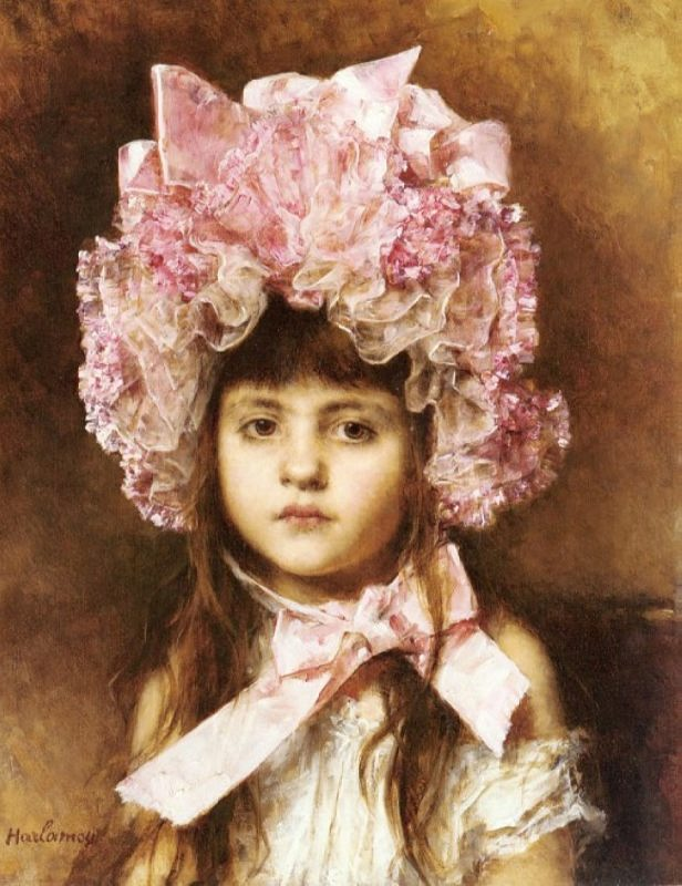 The Pink Bonnet