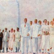 The Stakhanovites. 1937