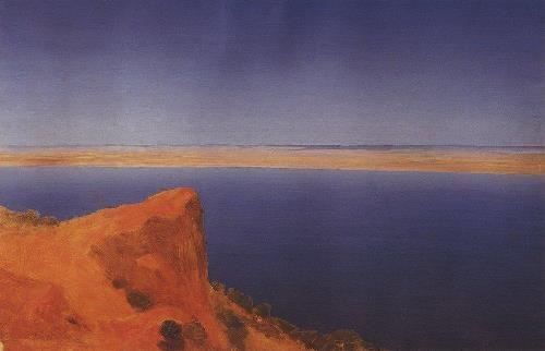The Volga. 1890-1895