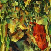 Two women. 1919