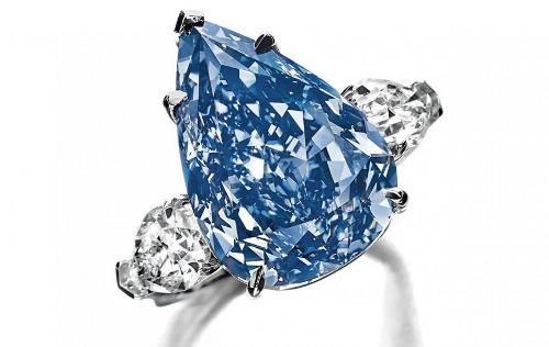 Winston Blue Diamond